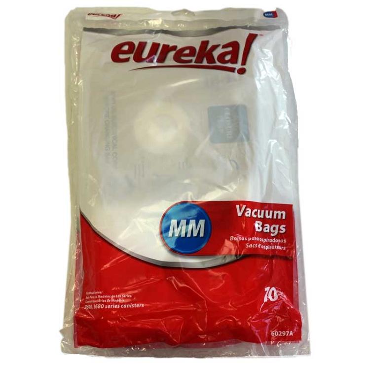 eureka vacuum bags style mm 10 pack oem 60297a 10