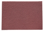 Square Scrub Maroon SQP Pad 20 inches- Case of  AFP100