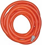 Super TM High Heat Truckmount Vacuum Hose 2 inch Orange