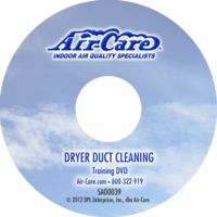 CRW Dryer Duct Cleaning Training Video LA80 at Sears.com