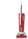 Sanitaire Commercial Vacuum with Quik Kleen SC886E
