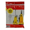 Carpet Pro Upright Vacuum Cleaner 3 pack CPP-3