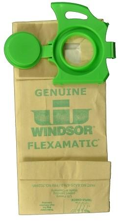 Windsor Vacuum Bags Flexamatic Oem 7029wi
