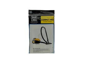 Carpet Pro Compact Canister Bags CC-6
