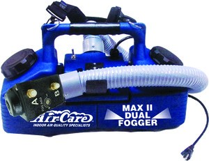 Air-Care Max II Dual Tank Fogger AD105