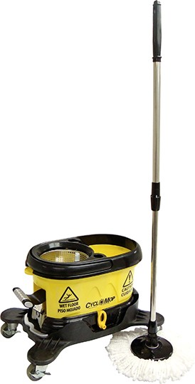CycloMop Spin Mop Bucket and Wringer