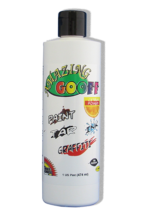 Pros Choice Amazing Gooff Stain Remover