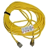 ProTeam 50 ft. Extension Cord (Yellow) w/Cord Wrap OEM # 101678