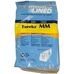 Eureka Vacuum Bags Microlined Filtration Style MM by DVC