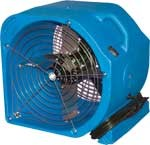 OMNIDRY Focal Point Axial Air Mover (2 Speed)