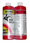 Pros Choice Red Relief (2 Pints A&B) (ORM-D) Red Stain Remover