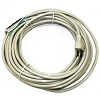 Commercial Cord 50 ft. 18/3 Beige