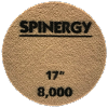 Spinergy Stone Polishing Pad  8,000 Grit 17 inch