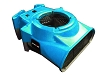 Syclone Low Profile Air Mover Blue