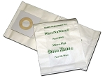 Windsor Wave Vacuum Bags by Green Klean