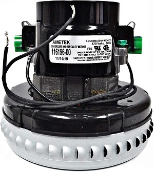 Ametek Motor 116196-00  ( 5.7 in. 120 V 1-Stage )