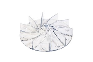 Sanitaire Fan Lexan High Blade OEM # 12988