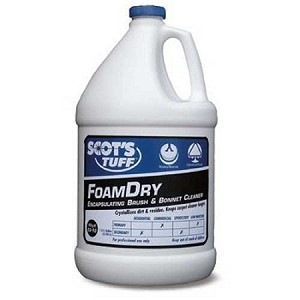 Scot's FoamDry Encapsulating Brush & Bonnet Cleaner