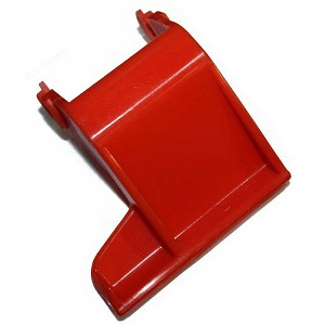 Windsor Sensor Foot Pedal Orange 5059OR