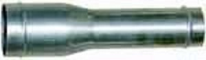Connector 2 Inches  X 1-1/2 Inches  Hose - Stainless Steel AH70