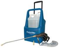 FlexiPro Sprayer - 120 Volt Premium Model w/ Wheels  AS76
