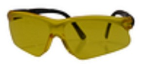 Urine Detection Glasses - Amber Lens  AX91D