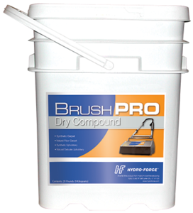 Brush Pro Dry Compound  CC604B
