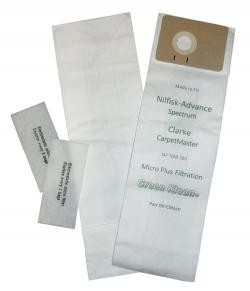 Nilfisk-Advance Spectrum Vacuum Bags 10 Pack by Green Klean