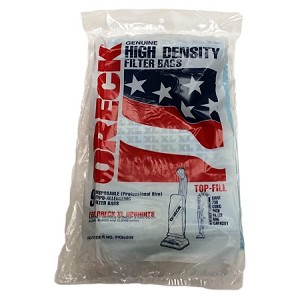 Oreck Vacuum Bags XL Models High Density
