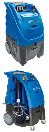 Sandia Sniper 12 Gallon Carpet Extractor 500 psi Dual 2- Stage