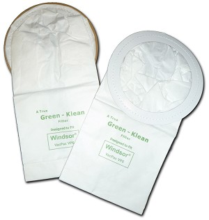 Windsor Vacuum Bags VacPac 6 by Green Klean
